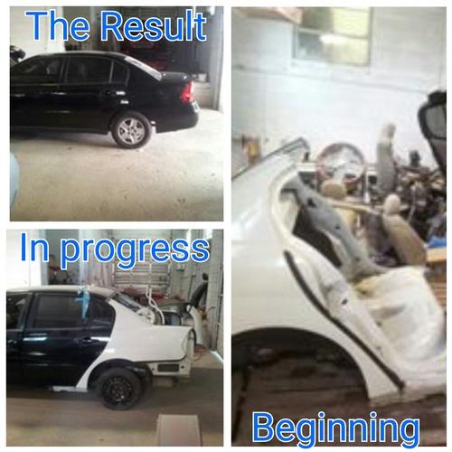 car remodel
