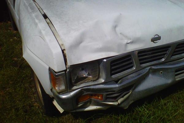 headlight of front bumper