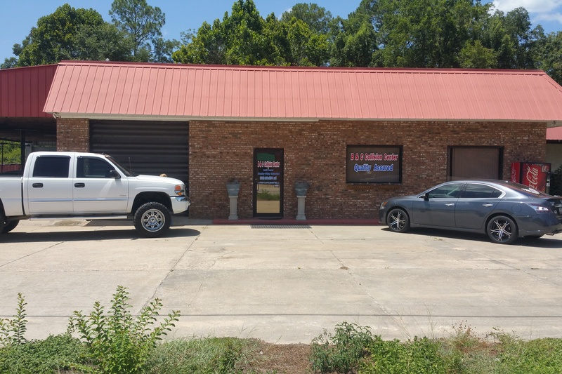 outside of b and c collision center